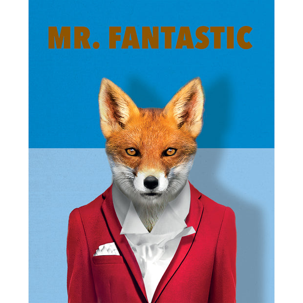 Really Good Mr Fantastic Card