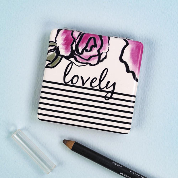 Compact Mirror Lovely by Soul