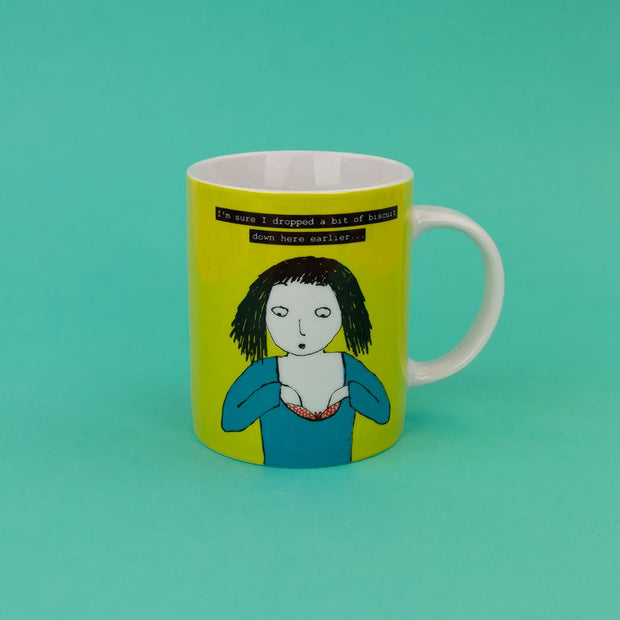 Really Good Dropped Biscuit Mug