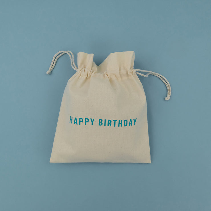 Cotton Gift Bag Large by Soul Happy Birthday