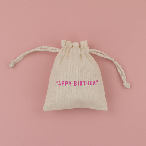 Cotton Gift Bag Small by Soul Happy Birthday