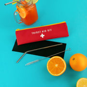 Thirst Aid Kit Reusable Straw - SUCK03