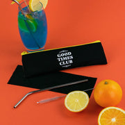 Good Times Club Reusable Straw - SUCK06