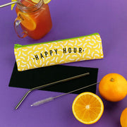 Happy Hour Reusable Straw