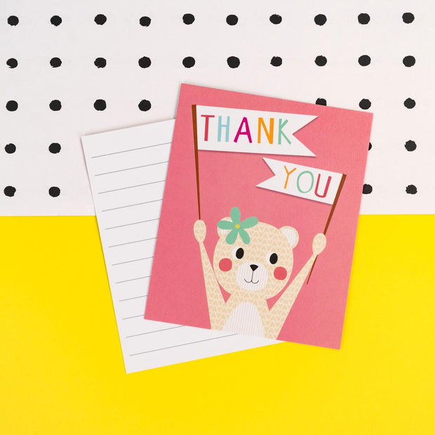 Thank You Packs in pink - TICKSS04