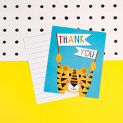 Thank You Packs in blue - TICKSS03
