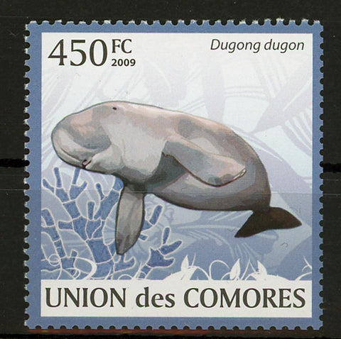 Dugongs Dugon Marine Fauna Individual Stamp Mint NH