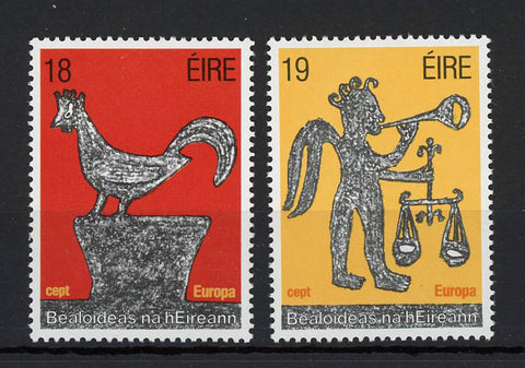 Ireland Irish Folklore Collection Art Serie Set of 2 Stamps MNH