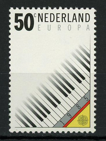 Nederland Europe CEPT Postage Communication Individual Stamp Mint NH