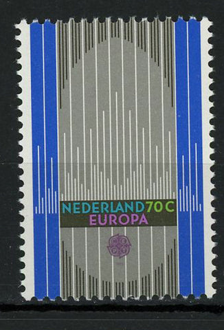 Nederland CEPT Postage Communication Europe Individual Stamp Mint NH