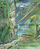 Insects Plants Nature Rainbow Trees Imperforated Sov. Sheet MNH