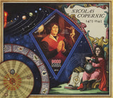 Nicolaus Copernicus Historical Figure Sov. Sheet Mint NH