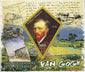 Madagascar Van Gogh Historical Figure Painter Art Sov. Sheet Mint NH