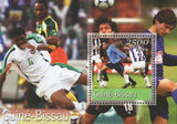 Soccer Sports Souvenir Sheet Mint NH