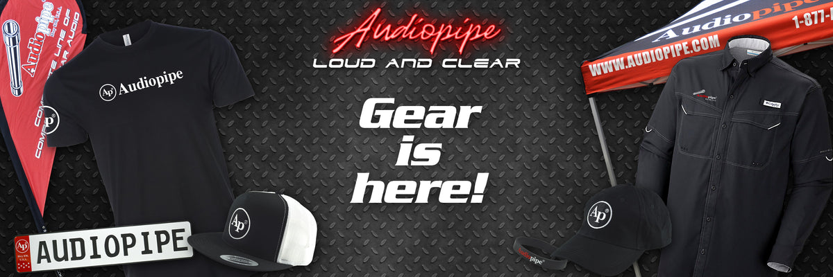 audiopipe clothing