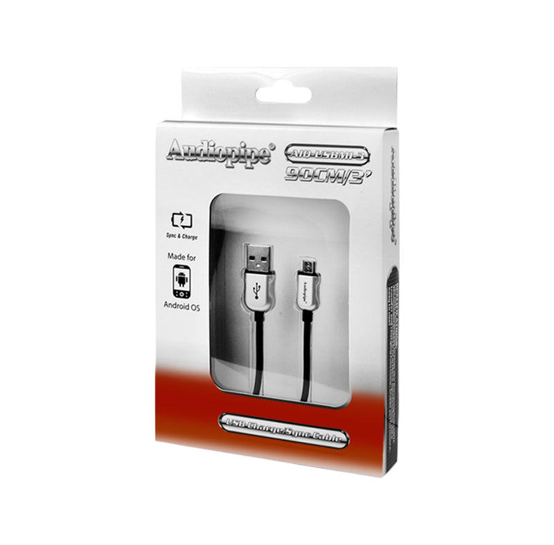 AIQ-USBMI-3 3 FT. USB Charge / Sync / Cable