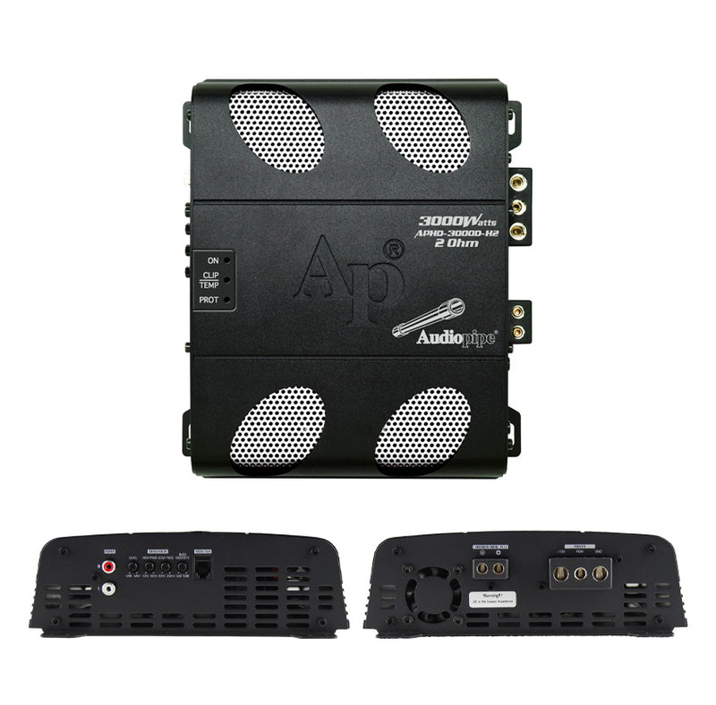 APHD-3000D-H2 Class D Full Range High Power Amplifier