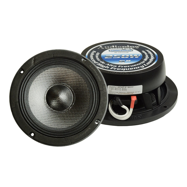"APMP-618CFF 250 Watts 6.5"" High Mid Frequency Loudspeaker"