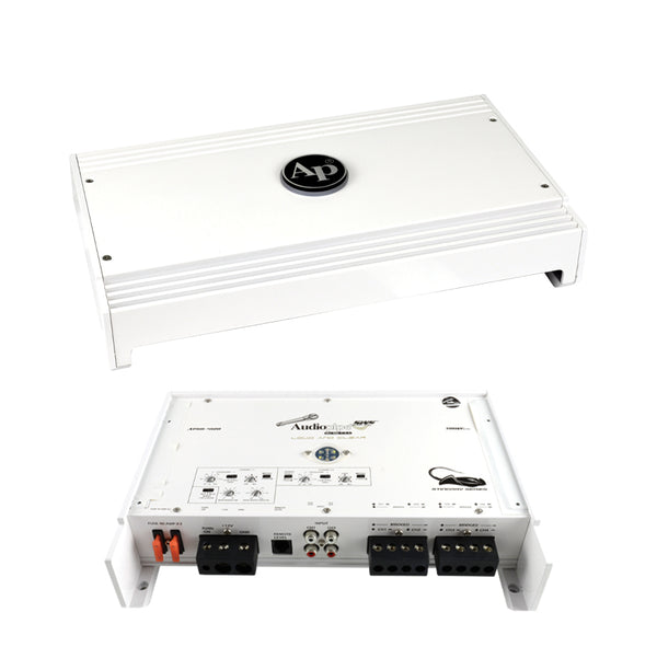 APSR-4120 1500W 4-Channel Class D Amplifier