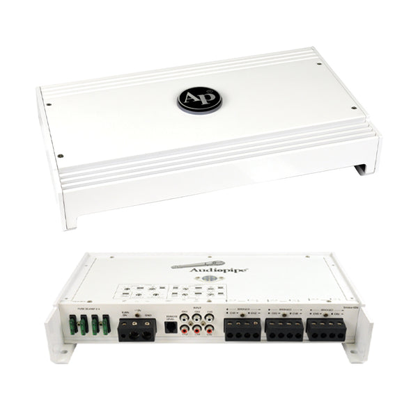 APSR-6185 3000W 6-Channel Class D Amplifier