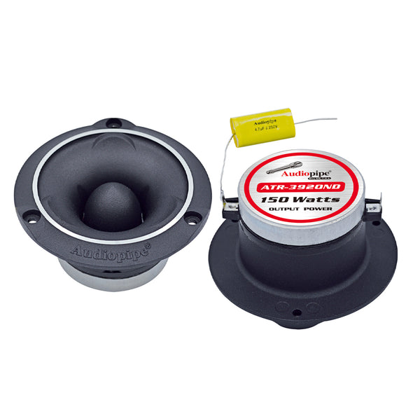 "ATR-3920ND 4"" Aluminum Bullet Horn Tweeter"