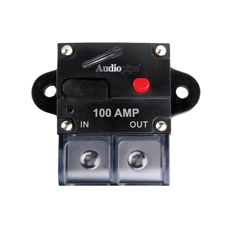 CB-100A Manually Resettable Circuit Breaker