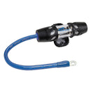 CQ-7304P Blue Heavy Duty AGU Fuse Holder w/ BLUE LED