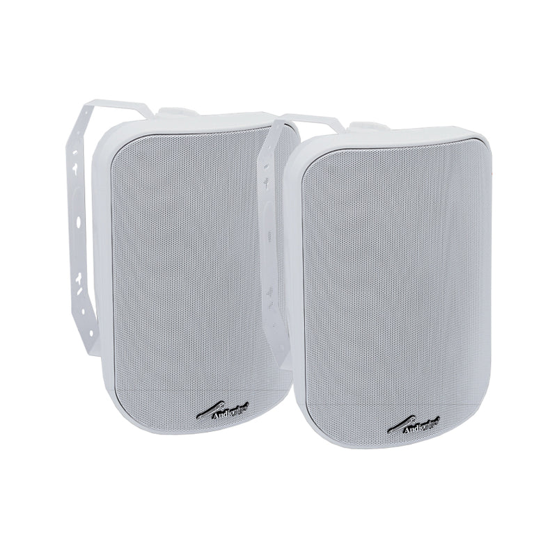 ODP-653BK/WH Indoor/Outdoor Weatherproof Speaker