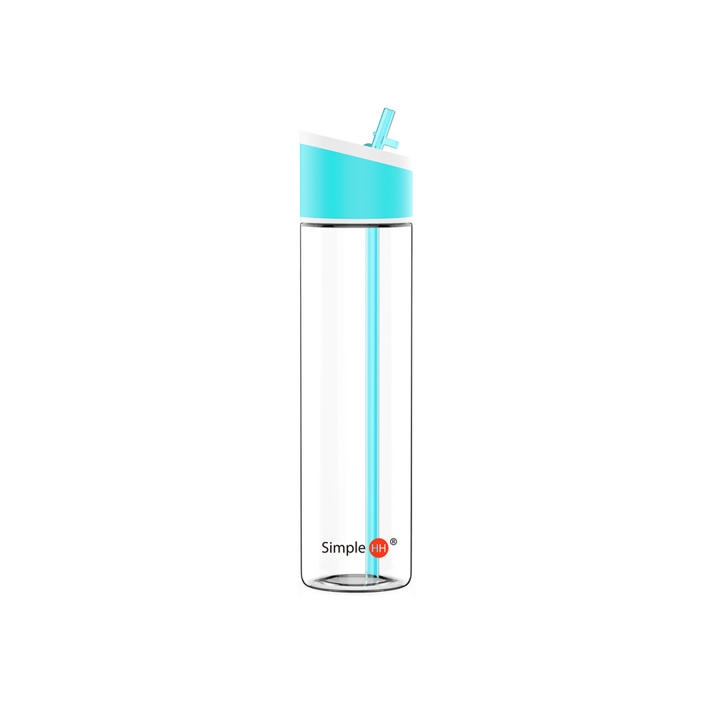 21 oz Lit Flip Straw - Simple HH
