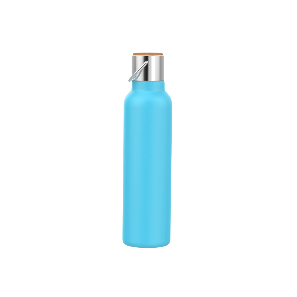 24oz Stainless Steel Wine Bottle Tiffany Blue (Must add to cart to redeem the deal)