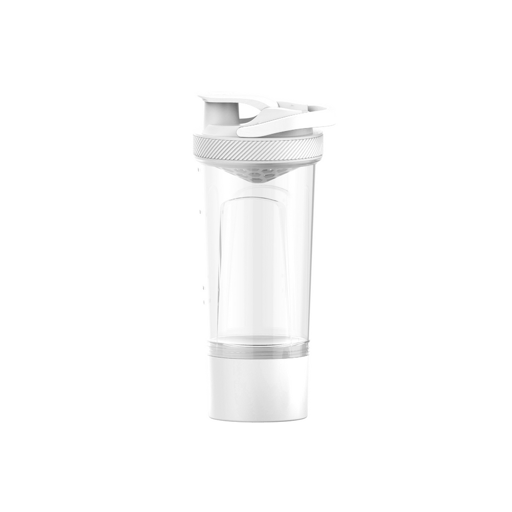 24oz Blender Bottle White