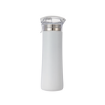 23oz Flip Handle Sports Bottle White