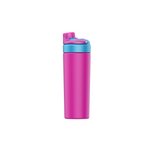 23oz Stainless Steel Sports Bottle Fuchsia