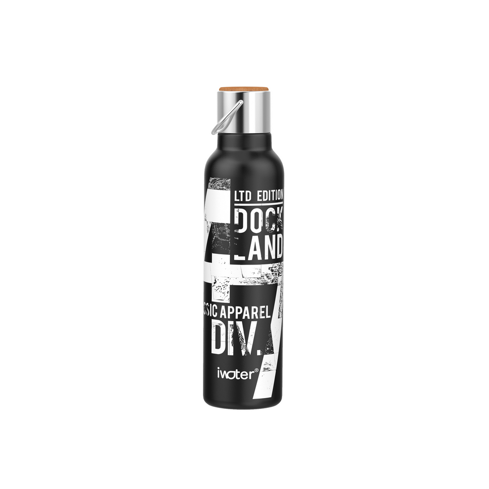 Limited Edition - 24oz Wine Bottle Graffiti