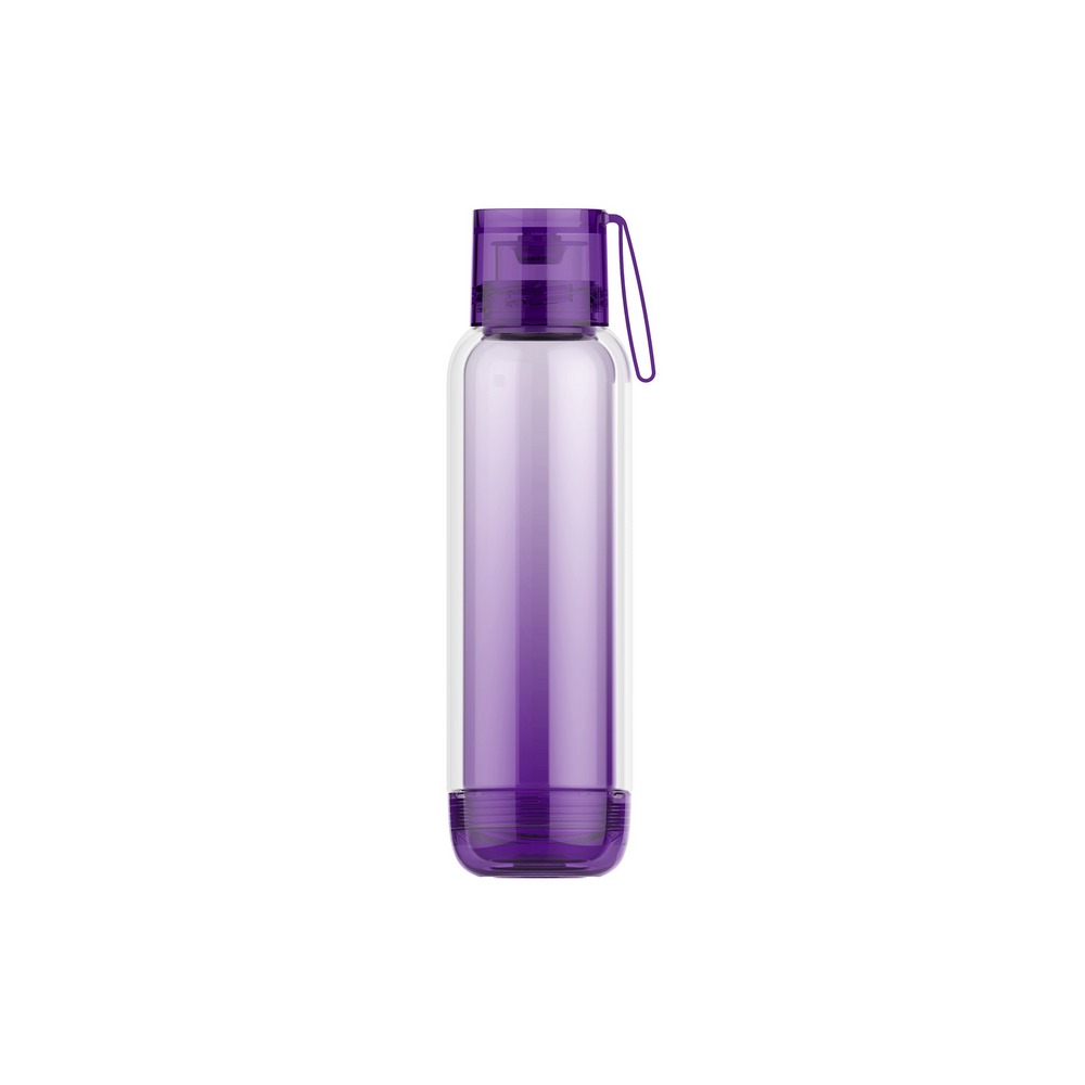 The Bubble Bottle Purple