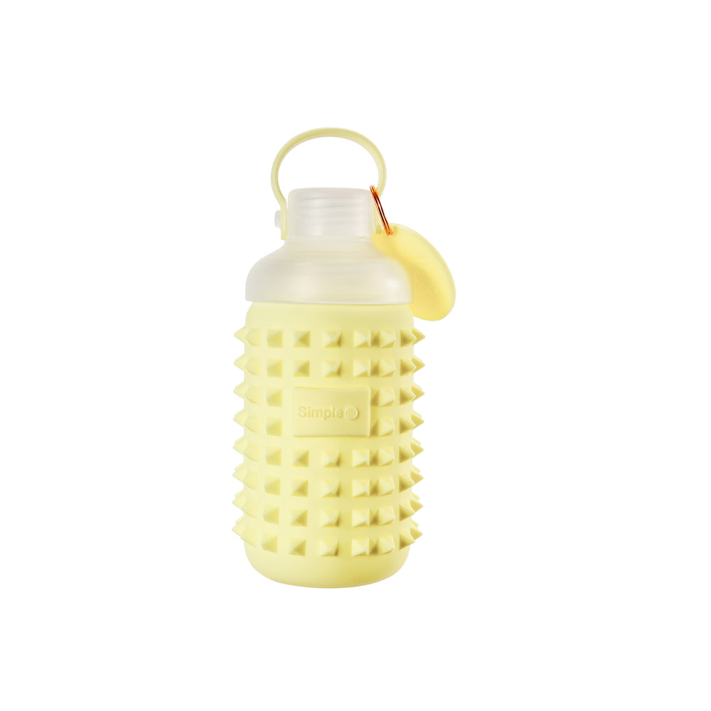 16oz The Spike Bottle Yellow