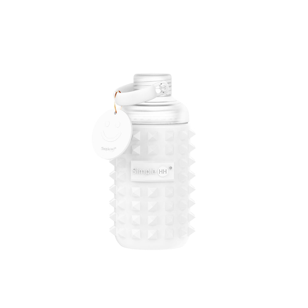 16oz The Spike Bottle White