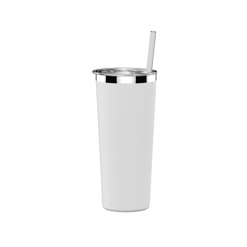 22 oz Hypebae Tumbler in White - Simple HH