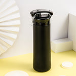 23oz Flip Handle Sports Bottle Black