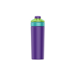23oz Stainless Steel Sports Bottle Purple