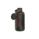16oz Glass Tie-Dye Bottle - Camoflauge