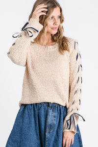 Ribbons & Bows Sweater