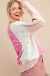 Sorbet All Day Sweater
