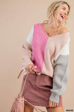 Load image into Gallery viewer, Sorbet All Day Sweater