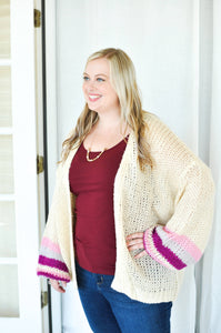 Color Pop Cardigan