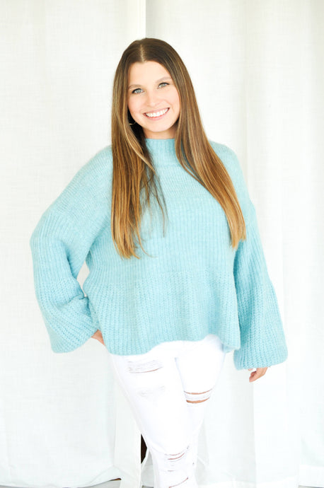 Flirt & Flutter Sweater
