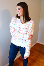 Load image into Gallery viewer, Funfetti Sweater