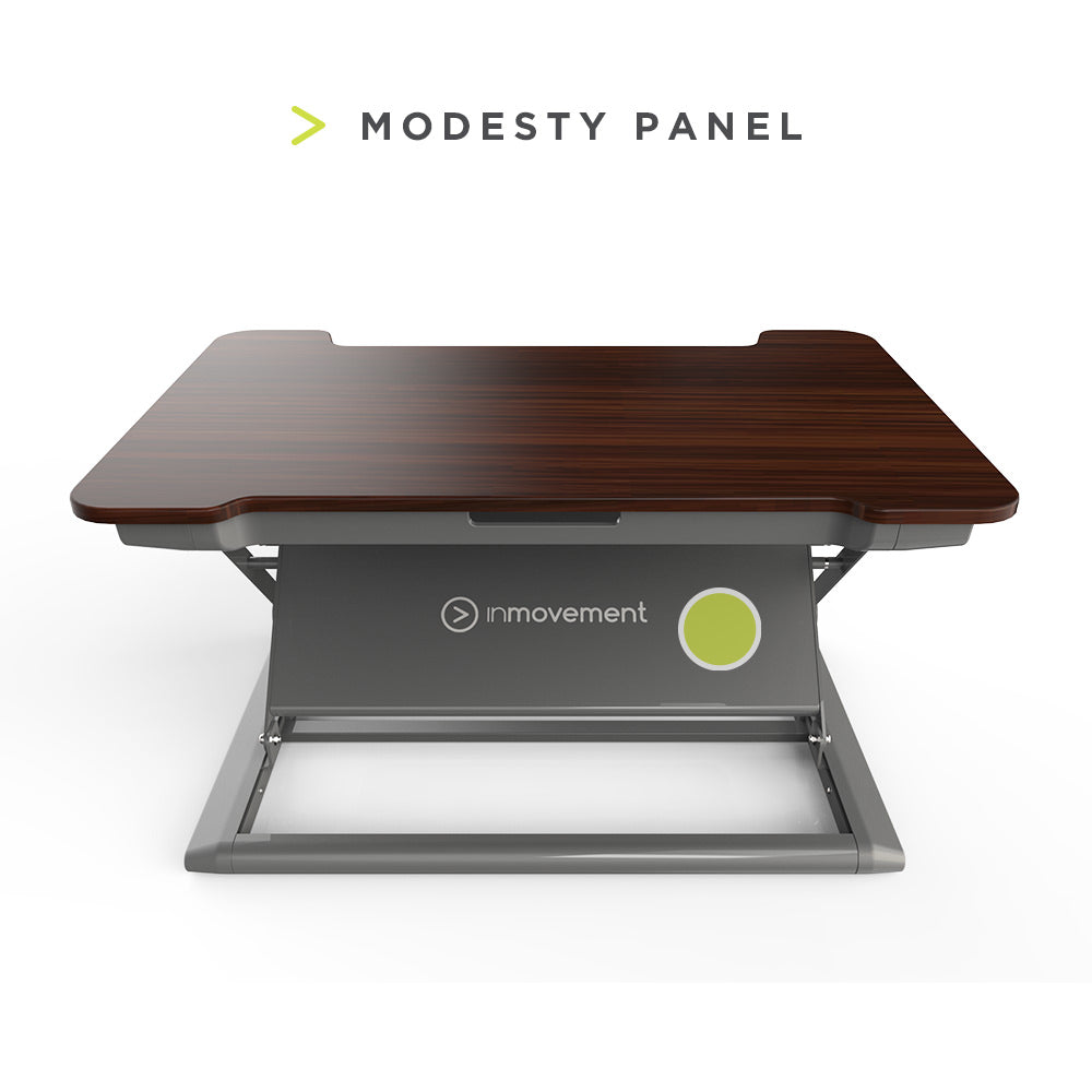 InMovement Standing Desk Pro DT20 modesty panel