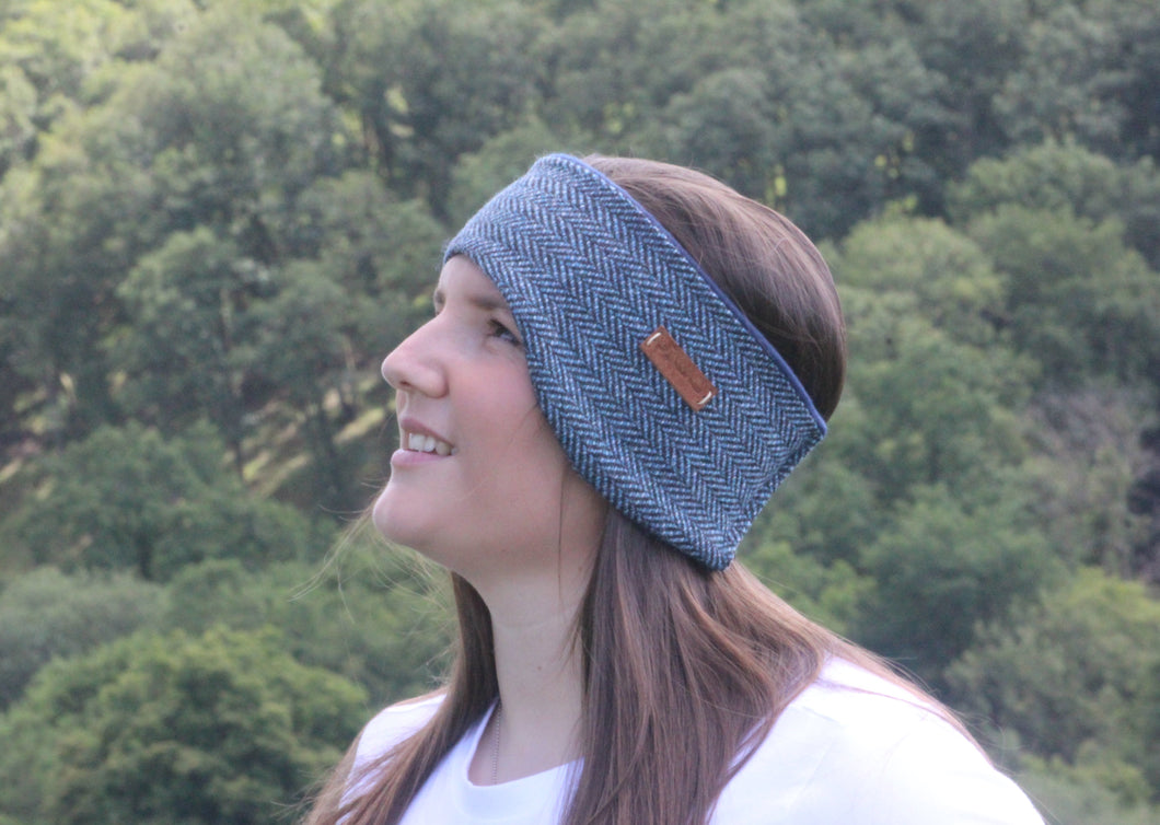 Pembroke Tweed Headband