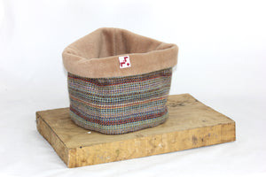 Flint Tweed Neck Warmer